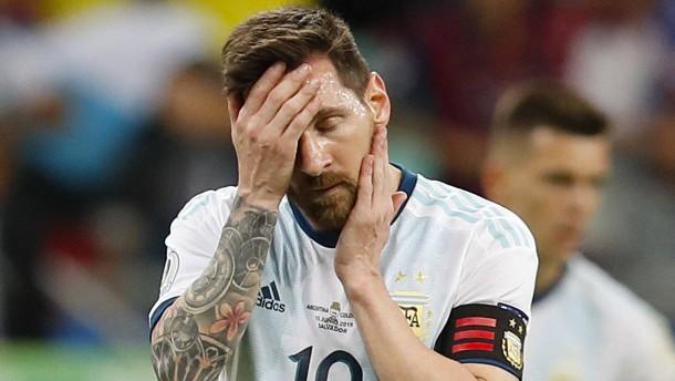 Die große Furcht der Generation Messi