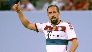 Die Rückkehr des Monsieur Ribéry
