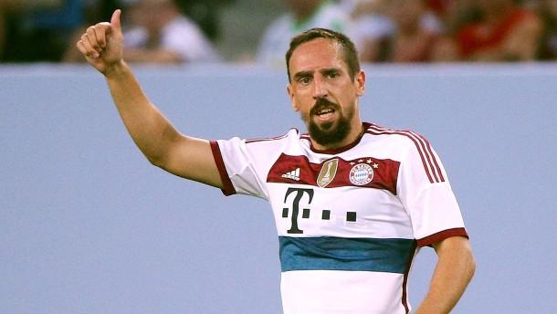 Gehalt Ribery