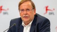 DFB-Vizepräsident Rainer Koch geht in die Offensive, erklärt aber nicht viel