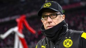 Stögers Versprechen an die Dortmunder Fans
