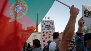 Proteste gegen Sparhaushalt
