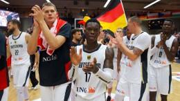 Der große Traum des deutschen Basketballs