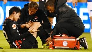 Der nächste Verletzte bei Eintracht Frankfurt
