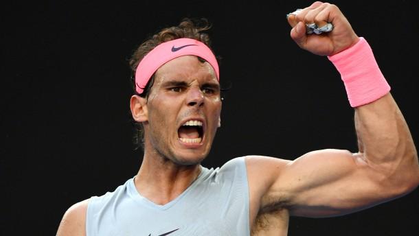 Nadal und Wozniacki im Viertelfinale