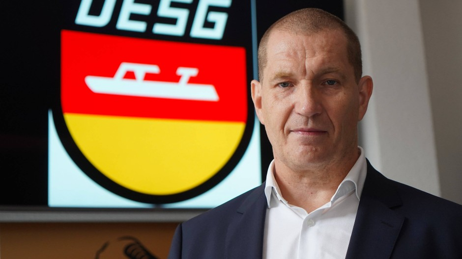 """Matthias Große: """"Entweder gibt es dann den Präsidenten Matthias Große oder nicht""""."""