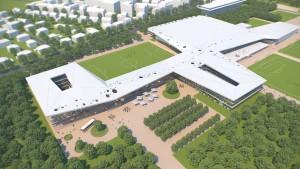 DFB-Akademie entsteht definitiv im Rhein-Main-Gebiet