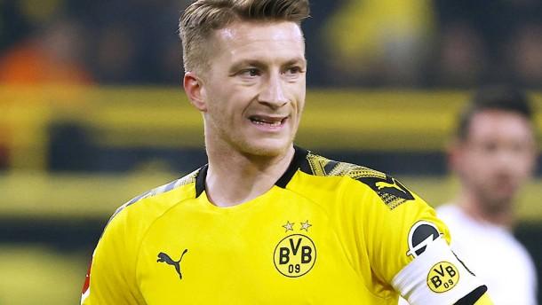 Borussia Dortmund und neue Sorgen um Reus