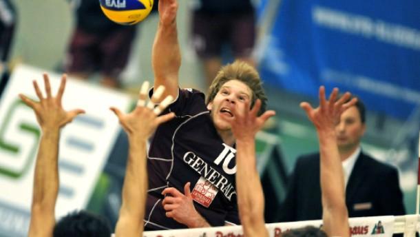 Schleichende Volleyball-Revolution