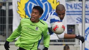 Glänzende Aussichten: 1860 München gewann beim MSV Duisburg