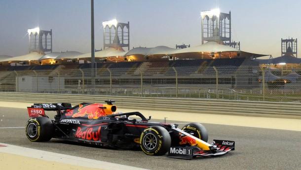Für Vettel verrinnt wertvolle Zeit