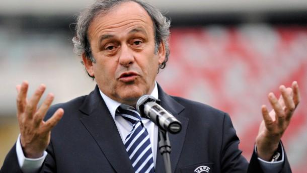 """""""Ich könnte mir die Euro 2020 in ganz Europa vorstellen. Man könnte in 12 oder 13 Städten in ganz Eu"""
