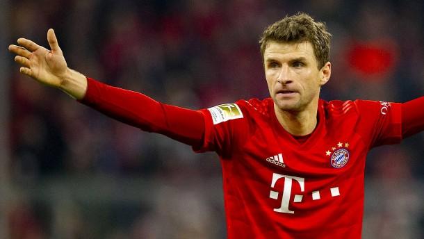 Das große Stehaufmännchen des FC Bayern