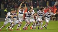 Bayern entscheidet Nervenschlacht vom Punkt