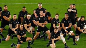 """All Blacks"" erlegen ""Springboks"""