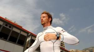 Button auf der Pole Position