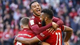 Die nächste Show des FC Bayern
