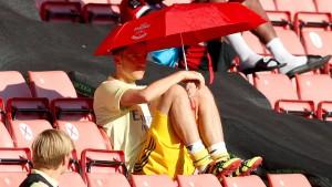 Özil spielt beim FC Arsenal keine Rolle mehr