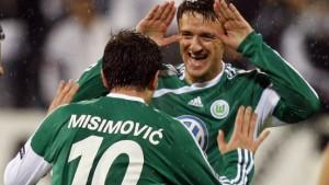 Wolfsburger Trikots für die Besiktas-Fans