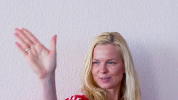 Britta Steffens Peinlichkeit, Schwäche, Scham