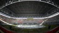 In der Düsseldorfer Arena sollen am Samstag mehr als 50.000 Fans beim Winter Game zuschauen