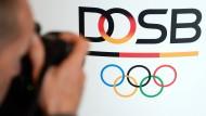 Im Fokus: Der DOSB ist offenkundig Opfer einer Unterschlagung
