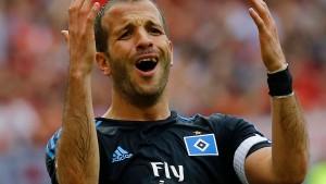 Warum musste der HSV erst zuhause spielen?