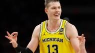 Moritz Wagner will sich seinen Traum von der NBA erfüllen.