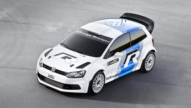 VW sucht einen neuen Walter Röhrl