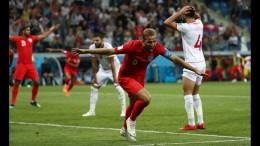 Engländer feiern Harry Kane