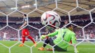 Stuttgart verspielt zwei Punkte