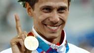 Walerij Borsakowskij, russischer Olympiasieger 2004, russischer Cheftrainer 2015
