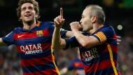 Barcelona demütigt Real im Clasico