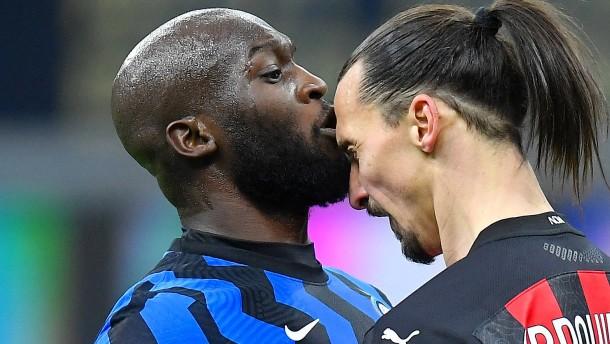 """""""Verrückte Schlägerei"""" von Ibrahimovic und Lukaku"""