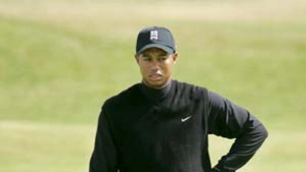 Tiger Woods unwiderstehlich