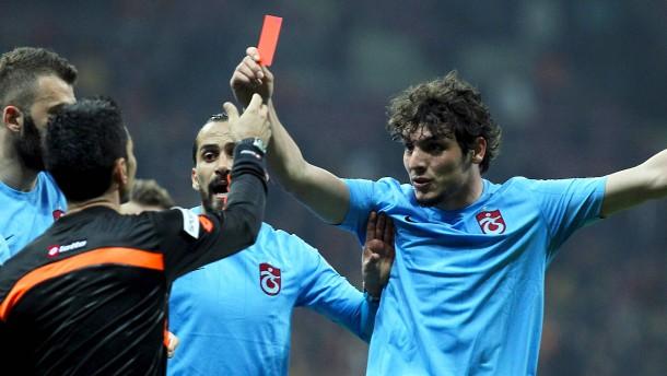 Cas lehnt Beschwerde von Trabzonspor ab