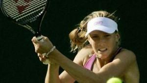 Schön und schön talentiert - der Tennis-Teenie aus Tschechien