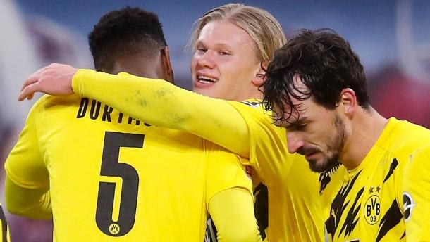 Dortmund dreht auf im Topspiel