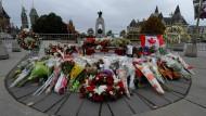 Attentäter von Ottawa wollte nach Syrien reisen