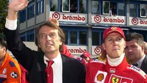 Abschied des Lieblings Schumacher