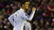 Real Madrid erobert Anfield