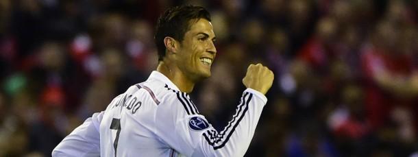 Real dominiert in Liverpool: Natürlich hat auch Ronaldo getroffen