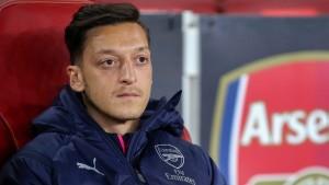 Mesut Özil äußert sich zu möglichem Schalke-Wechsel