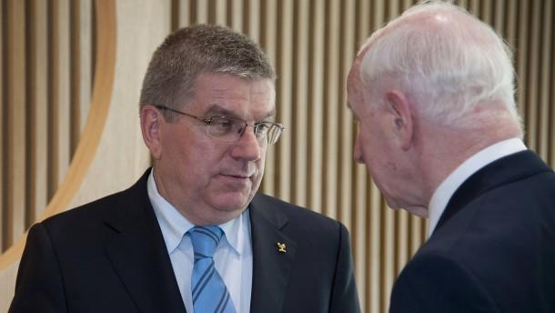 Die rasante Talfahrt des IOC