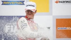 Mick Schumacher gewinnt in Silverstone