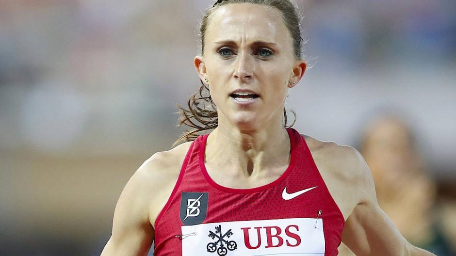 Lange Zwangspause nach positivem Doping-Test: Shelby Houlihan