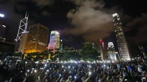Keine freie Wahl in Hongkong