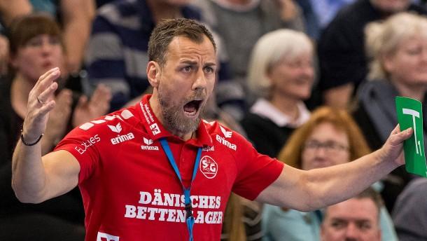 Meister Flensburg nimmt Leistungs-Auszeit