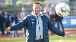 """Klaglos ins zweite Glied bei """"seiner"""" Hertha"""