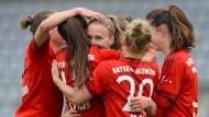 Bayern-Frauen schneller als die Männer